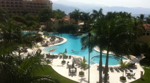 BEACHFRONT 2/2 CONDO IN MARINA VALLARTA in Highly Sought after PORTO FINO NORTH TOWER
