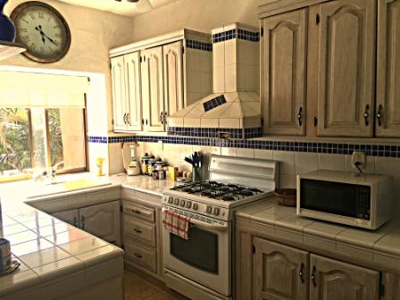 MARINA VALLARTA – 2 Bedroom, 2 Bath Garden View Condo – Puesta del Sol 3414