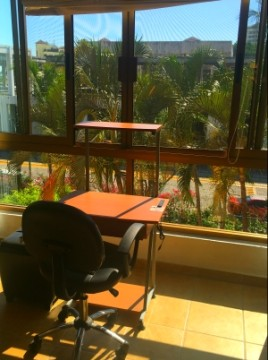 Office in Flex Room