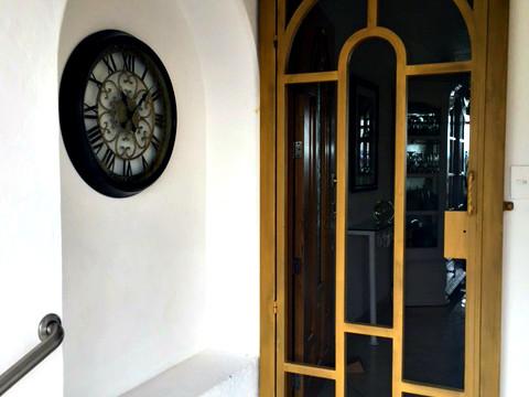 Entry - Screened Door
