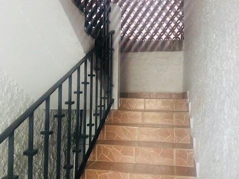 10 - One flight of stairs