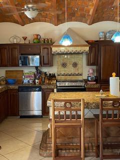 island to kitchen range