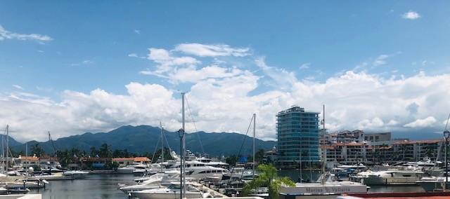 view to marina